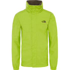 The North Face Resolve 2 Jacket Men lime green/new taupe green